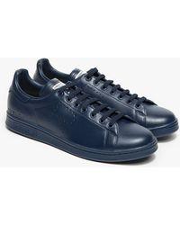 Adidas By Raf Simons Raf Simons Stan Smith blue - Lyst