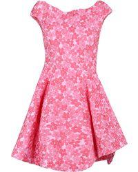 Simone Rocha Short Dress - Lyst