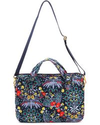 Marc By Marc Jacobs | Pretty Nylon Maddy Botanical 15 Computer Commuter Case | Lyst