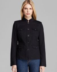 Two By Vince Camuto - Four Pocket Utility Jacket - Lyst