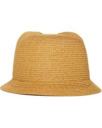 Nasty Gal Bear With Me Hat - Lyst