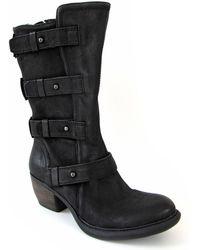 Luxury Rebel - Moto Boots Brooklyn - Lyst