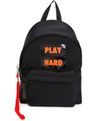 Joshua Sanders Play Hard Back Pack - Black
