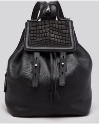 Mackage Backpack - Tanner - Black