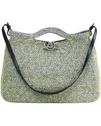 Balenciaga Zigzagger Leather Tote Bag - Lyst