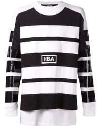 Hood By Air 'Illusion' Double T-Shirt - Lyst