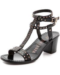Ivy Kirzhner - Olympian Studded Sandals - Lyst