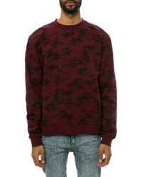 Obey The Darcell Sweatshirt - Lyst