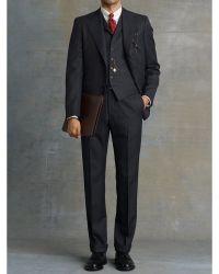 Ralph Lauren 3-Button Herringbone Jacket - Lyst