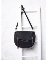 Free People Zip Around Crossbody - Lyst