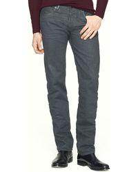 Ralph Lauren Black Label Jeans  Straight Fit - Lyst
