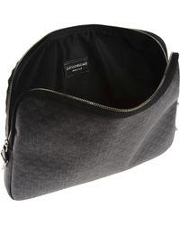 Emporio Armani Work Bags - Grey