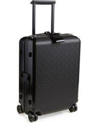 Ferragamo - 'cabin' Wheeled Suitcase - Lyst