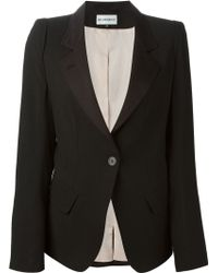 Ann Demeulemeester Blanche - Single Button Jacket - Lyst