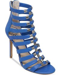 Vince Camuto Troy Caged Dress Sandals - Lyst