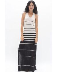 Goddis Reed Maxi Dress - Lyst