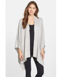 Barefoot Dreams - Open Front Wrap - Lyst