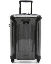 Tumi International Carry On Suitcase - Black - Lyst