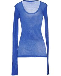 American Vintage T-Shirt blue - Lyst