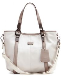 Tod's New G-line Small Coated Tote - Lyst
