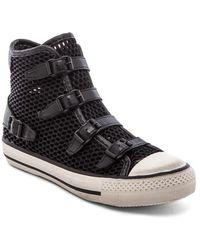 Ash Black Vanessa Sneaker - Lyst