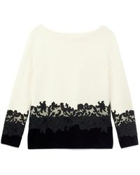Tory Burch Dixie Sweater - Lyst