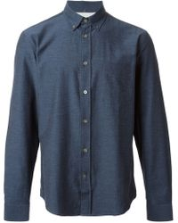 Acne Studios Isherwood Mel Shirt - Lyst