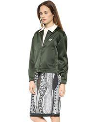 Rag & Bone Dean Monogrammed Jacket  Green Gables - Lyst