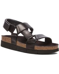 Marc Jacobs Men'S Strap Leather Sandals - Lyst