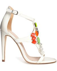 Asos Hottest Heeled Sandals - Lyst