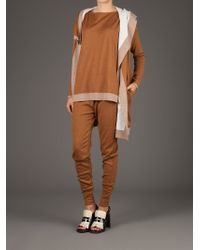 Maison Ullens - Hooded Cardi-coat - Lyst