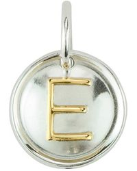 Baroni - Initial Dangle Charm - Lyst