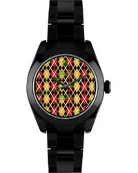 Bamford Watch Department - Mo Exclusive Bamford Watch Department Argyle Yellow and Red Rolex Milgauss - Lyst