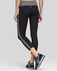 Hard Tail - Colorblock Capri Leggings - Lyst