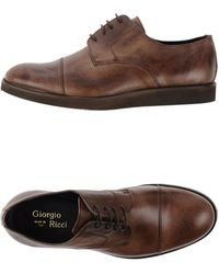 Giorgio Ricci - Lace-up Shoes - Lyst