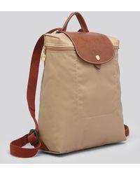 Longchamp Backpack - Le Pliage - Lyst