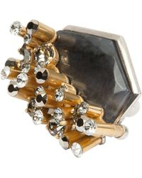 Dorothee Schumacher - Marble Touch Cocktail Ring - Lyst