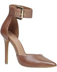 Aldo Astfeld Ankle Strap Court Shoes - Lyst