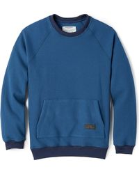 Patrik Ervell Kangaroo Pocket Sweatshirt - Lyst