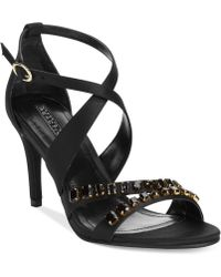 Kenneth Cole Reaction Womens Pin Party Evening Sandals - Lyst