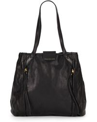Marc By Marc Jacobs Moto Leather Tote - Lyst