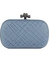Bottega Veneta Borsa Knot Clutch Bag - For Women - Lyst