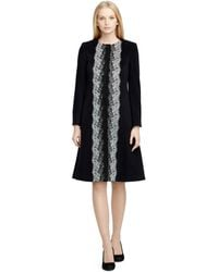 Brooks Brothers Cashmere Coat - Lyst