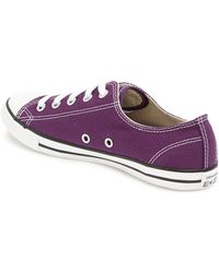 Converse Chuck Taylor Dainty Sneakers - Lyst
