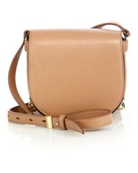 Alexander Wang Lia Mini Leather Crossbody Bag - Pink