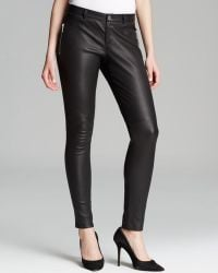 Rebecca Minkoff Pants Wheeler Leather - Lyst