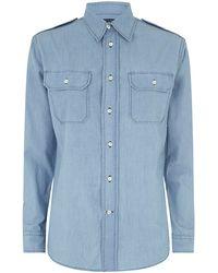 Ralph Lauren Blue Label Raphaella Shirt - Lyst