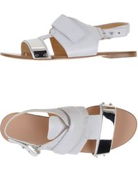 Ports 1961 Sandals - Grey