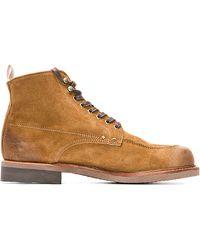 Rag & Bone   Rowan Boot Tan   Lyst