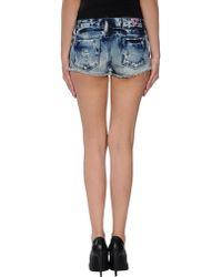 Eyedoll - Denim Shorts - Lyst
